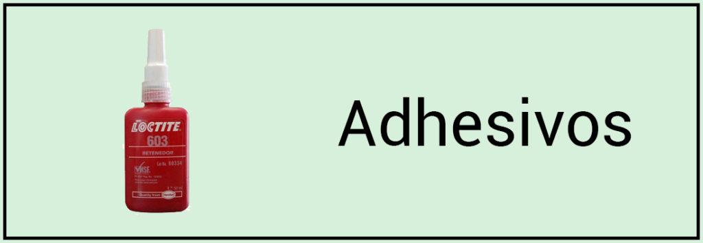 1 adhesivos