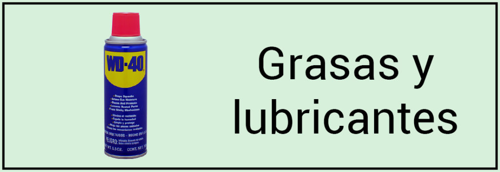 1 grasas y lubricantes